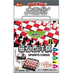 《☆享亮商城☆》G503 磁石西洋棋(小)  大富翁