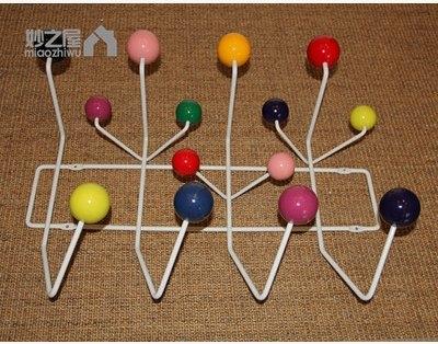 衣帽掛鉤壁掛壁飾門後掛衣架排鉤糖果創意衣帽掛鉤浴室掛鉤裝飾糖果色