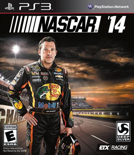 PS3 NASCAR 14 納斯卡賽車 14(雲斯頓賽車 14)(美版代購)