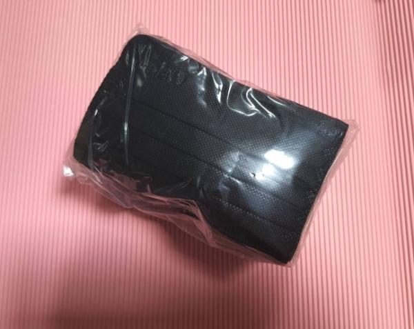 BNN鼻恩恩醫用雙鋼印平面四層不織布口罩@兒童-黑色@四層口罩 一盒40片 無異味 醫療口罩