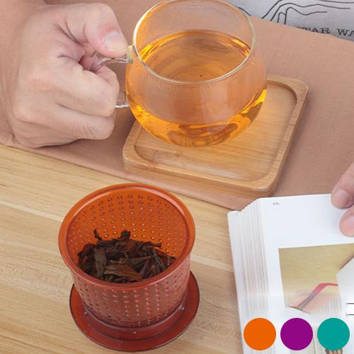 時尚茶杯 可微波加熱 耐冷耐熱 茶壺 茶包 茶壺 餐廳廚房《生活美學》