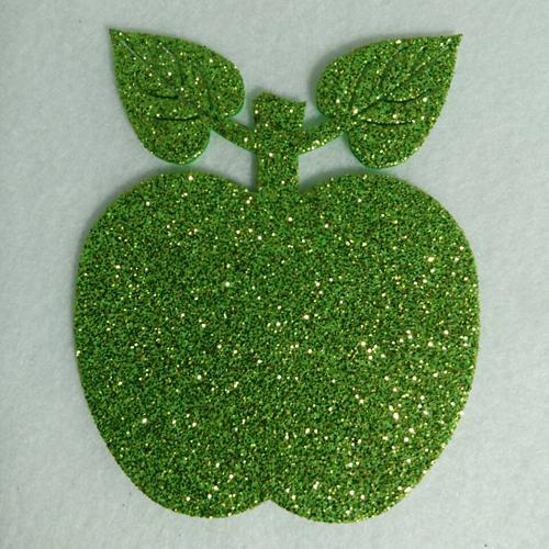 金蔥泡棉包#16-蘋果