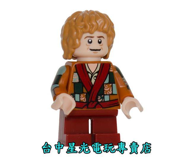 LEGO樂高可刷卡哈比人歷險記限定版早安比爾博巴金斯人偶全新品台中星光電玩