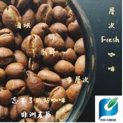 有機新鮮自烘層次Fresh咖啡-耶加雪啡G1亞達玫 戈波塔 小農處理場水洗