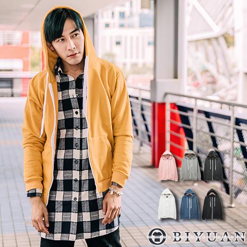 重磅大絨布外套JG0160 OBI YUAN韓風多色素面連帽外套共7色