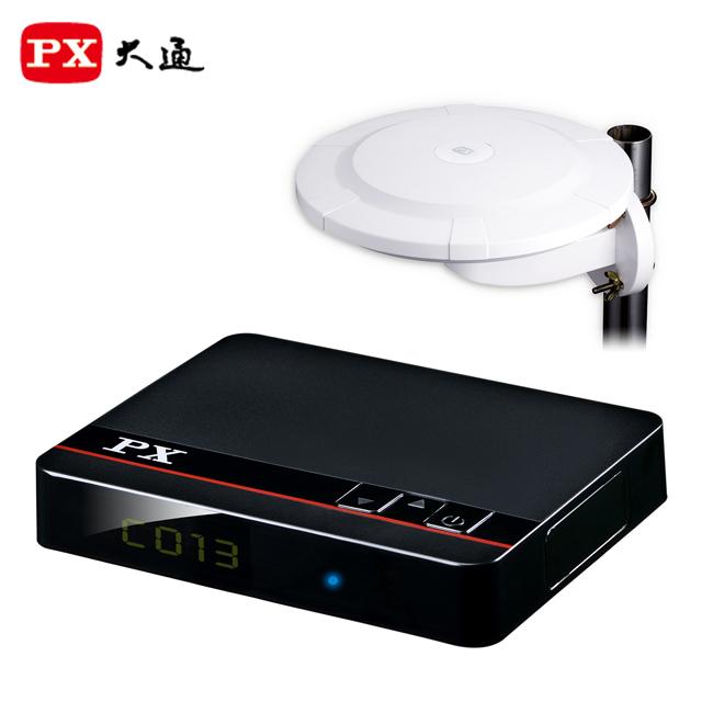 PX大通高畫質數位電視接收機高畫質萬向天線HD-8000 HDA-6000