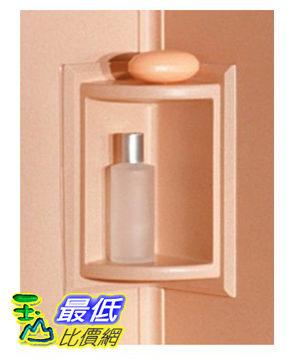 美國直購ShopUSA Swanstone SS-7211022 Wild Indigo Wall Panel Accessories Wall Panel Corner Soap Dish SS-7211 6365