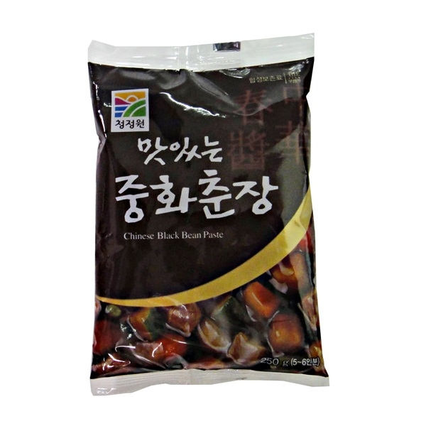 韓國順昌炸醬黑麵醬甜麵醬250g韓式料理必備