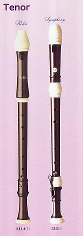 【樂器館】AULOS 511次中音直笛 日本製(全新產品)