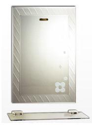 【麗室衛浴】化妝鏡 SF-506 晶雕藝術明鏡  防霧 500*700mm