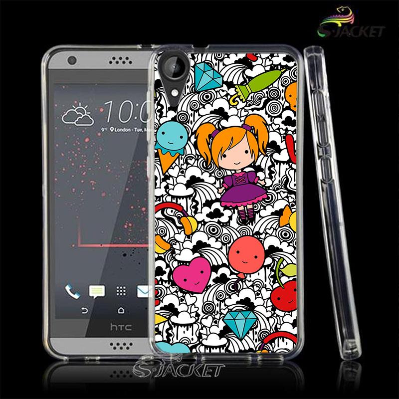 3C膜露露大頭娃軟殼HTC Desire 10 Lifestyle手機殼手機套保護套