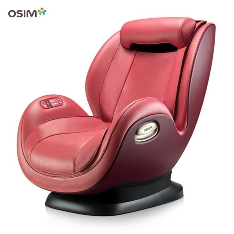 按摩椅 OSIM/傲勝OS-862 迷你天王椅 沙發椅 自動小戶型家用 迷你按摩椅 【毅然空間】