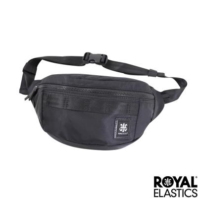 Royal Elastics - Knight闇黑騎士系列 - 半月型腰/胸包- 黑色