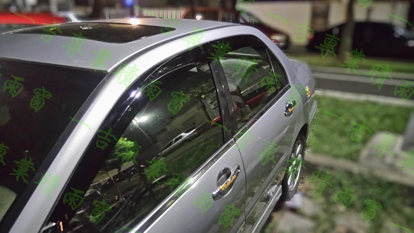 【一吉】97-99年 Virage Lancer 原廠型 晴雨窗/台灣製造 / lancer晴雨窗,lancer 晴雨窗,viragelancer晴雨窗
