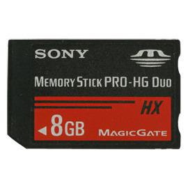 狂降100↘★SONY新型MS PRO Duo HX 8GB高速存取記憶卡 MS-HX8A  / MS-HX8B  6期0利率↘