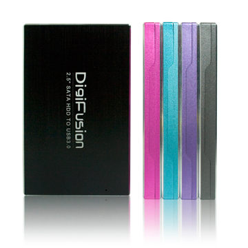 伽利略Digifusion USB3.0 HD-325U3S 2.5 SATA硬碟外接盒