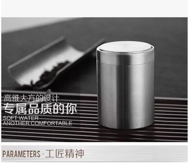 正品錫罐錫製茶葉罐純錫茶葉罐錫壺器旅行罐車載煙罐迷你小罐