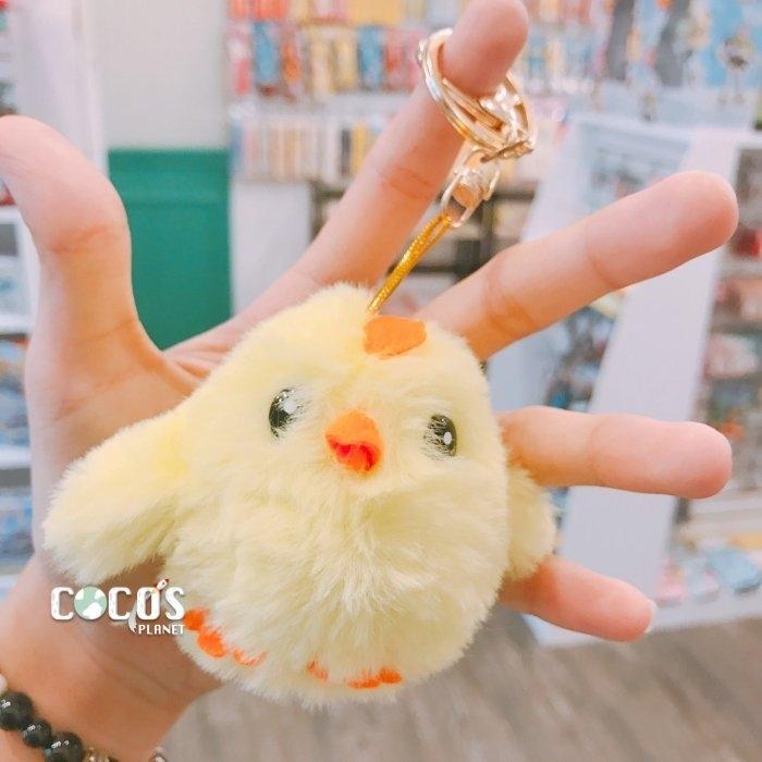 小雞 彩色小雞 鑰匙圈 掛飾 吊飾 C款 COCOS LL046