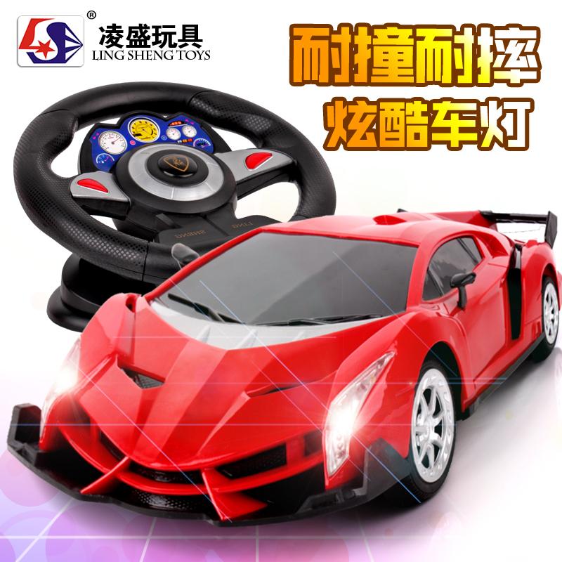 電動遙控車充電男孩遙控汽車兒童玩具車◤麻吉部落◢TW
