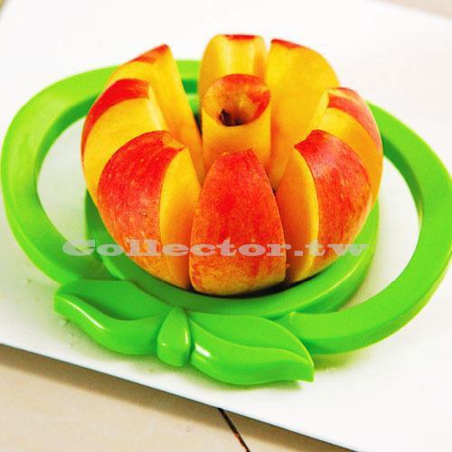 N17092004不銹鋼蘋果切片器水果切片器切果器切蘋果器