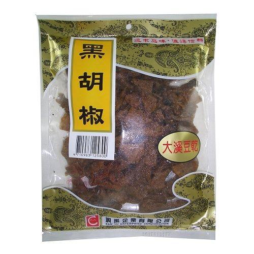 汎禹黑胡椒豆干280g【愛買】