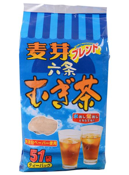 日本長谷川-六條麥茶 510g