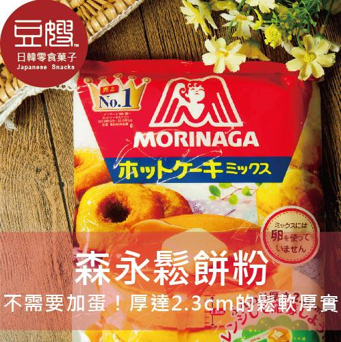 豆嫂日本零食森永鬆餅粉四袋入