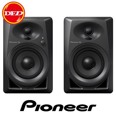 現貨 不用等 先鋒 Pioneer DM-40 小巧監聽喇叭 4吋 喇叭 黑色 公司貨 DM40 一對組