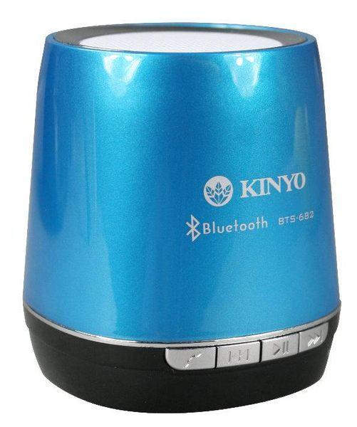 哈GAME族現貨免運可刷卡耐嘉KINYO BTS-682多功能藍牙無線喇叭可插卡讀MP3內建麥克風新上市