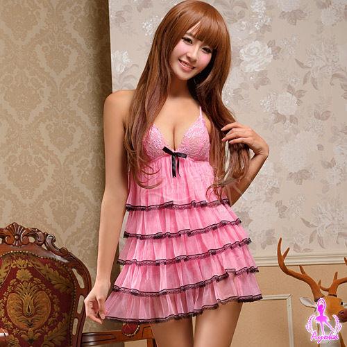 【性感寶盒】★柔情蜜意!甜美二件式睡衣★┌NA13020100