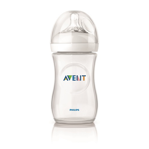 Philips Avent 新安怡 - 親乳感PP防脹氣奶瓶 260ml