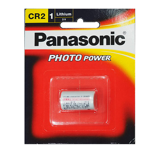 Panasonic CR2 鋰電池 (CR-2,拍立得MP-300/mini25/mini558 7S SP1適用)  拍立得 電池
