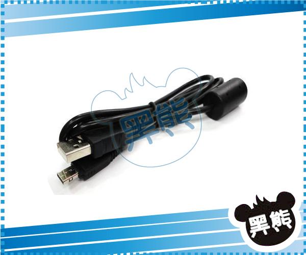 黑熊館 CASIO EX-FS10 EX-Z2 EX-Z1050 Z800 TR150 ZR1200 12P 傳輸線