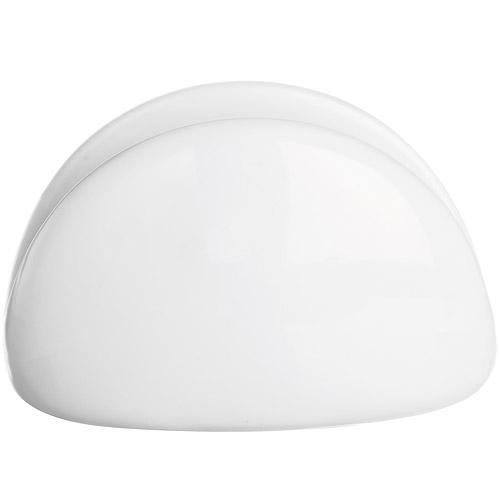 《EXCELSA》White白瓷半圓餐巾紙架