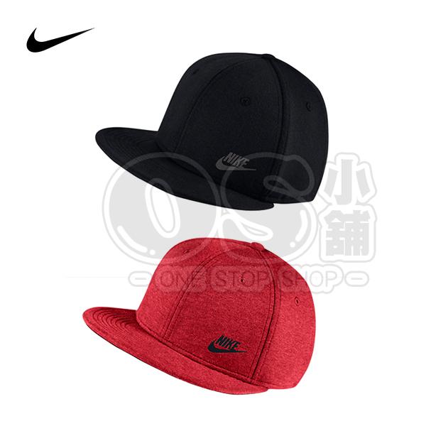 特價Nike可調後扣棒球帽806034-010黑色654紅色