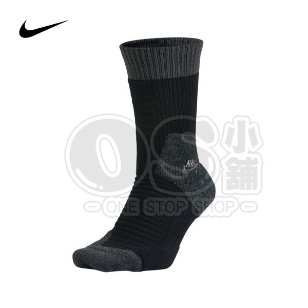 Nike SB ELITE長襪SX5007-010黑配深灰SKATE 2.0 CREW