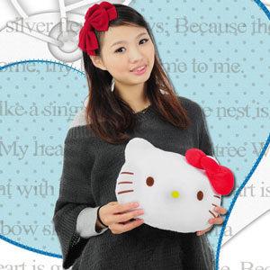凱蒂貓造型抱枕.kitty靠枕.凱蒂貓抱枕玩偶.kitty抱枕娃娃.車枕頭.絨毛玩具.推薦哪裡買專賣店