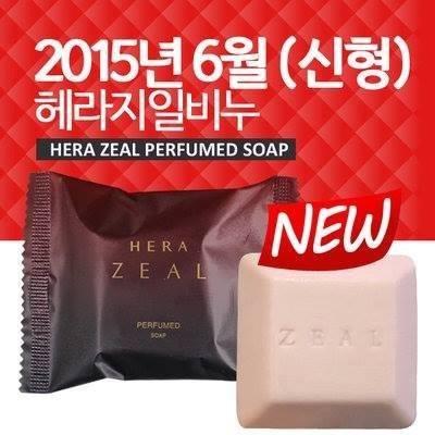 HERA_ZEAL香水香皂 60g