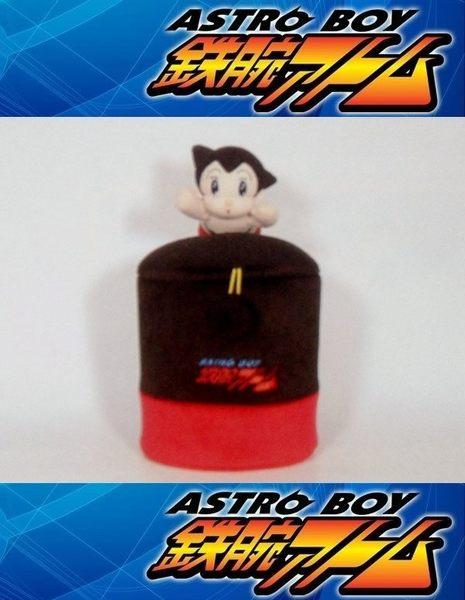 車之嚴選 cars_go 汽車用品【QA-06111】原子小金剛Astro Boy 3D公仔版 置物桶 垃圾桶