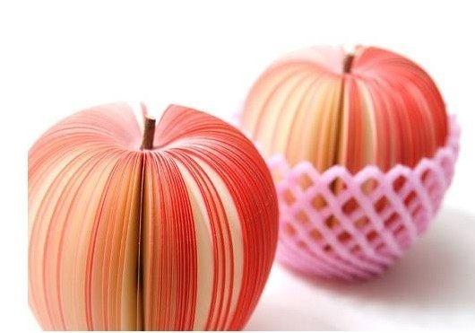 《婚禮小物-水果便條紙-蘋果 》*喜糖/桌上禮/送客禮/二次進場