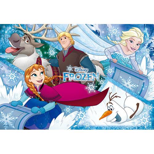P2拼圖Frozen冰雪奇緣G拼圖300片HPD0300S-049