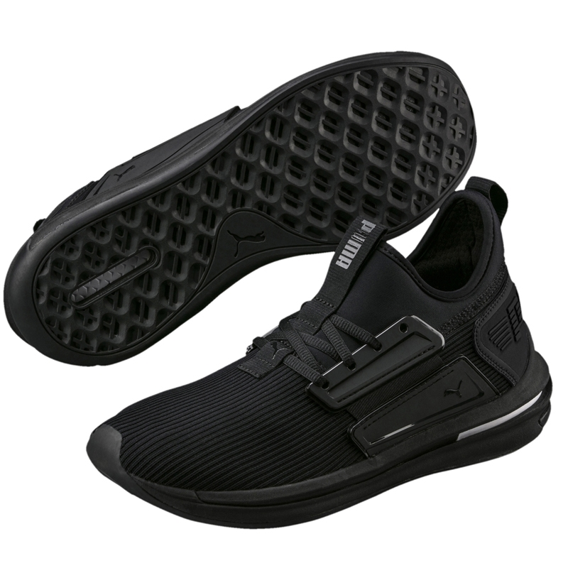 Puma Ignite 全黑 慢跑鞋 運動鞋 休閒鞋 Limitless 避震 透氣 專業慢跑鞋 19048201