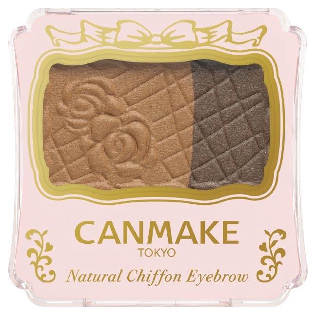 CANMAKE雪紡紗眉粉餅054-04