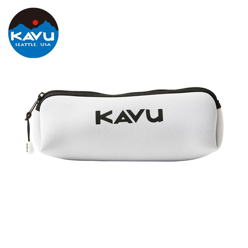 日本限定款西雅圖KAVU Pen Case鉛筆袋白色70448