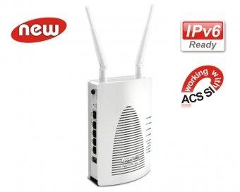 居易 Vigor2120n-plus 防火牆 無線路由器 Vigor2120n