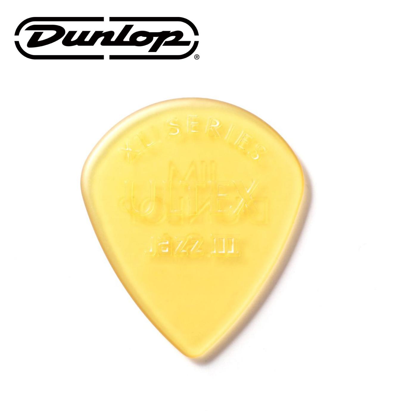 【小叮噹的店】Dunlop 427RXL Ultex JAZZ III 速度型 彈片 PICK (大) 1.38m