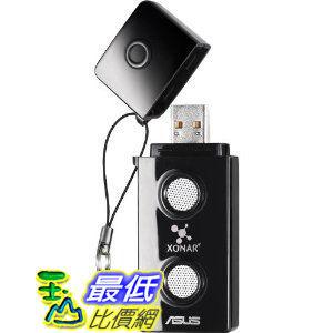 [美國直購 ShopUSA] ASUS Xonar U3 Sound Cards (XONAR_U3/UAD/B/A) by Asus $1597