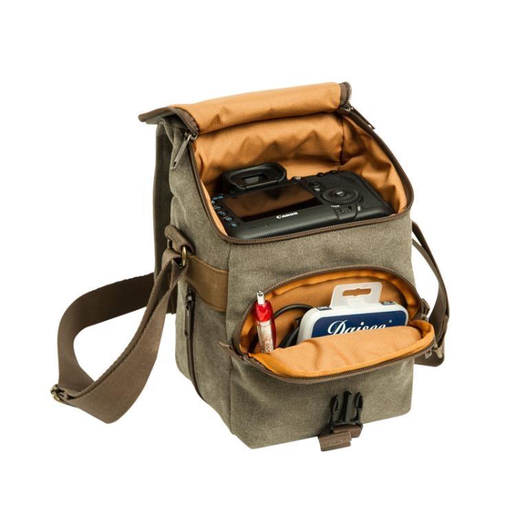 攝影包休閒帆布攝影包後背包索尼A7R2戶外防水防盜單反相機包tw【樂購旗艦店】