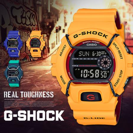 G-SHOCK GLS-6900-9 CASIO手錶GLS-6900-9DR