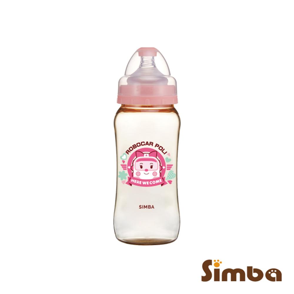 小獅王辛巴 安寶PPSU寬口葫蘆大奶瓶(360ml)